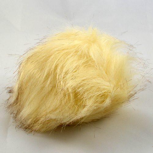 Brmbolec 12cm 3 prírodná biela