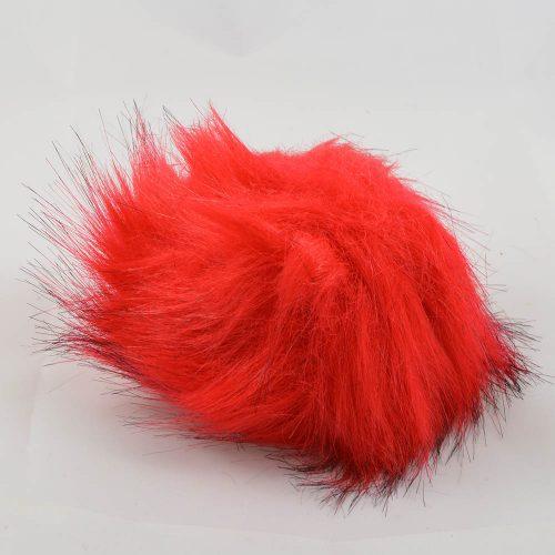 Brmbolec 12cm 9 červená