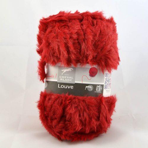 Louve 305 červená