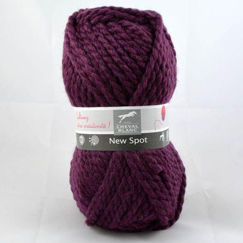 New Spot 50 purpurová