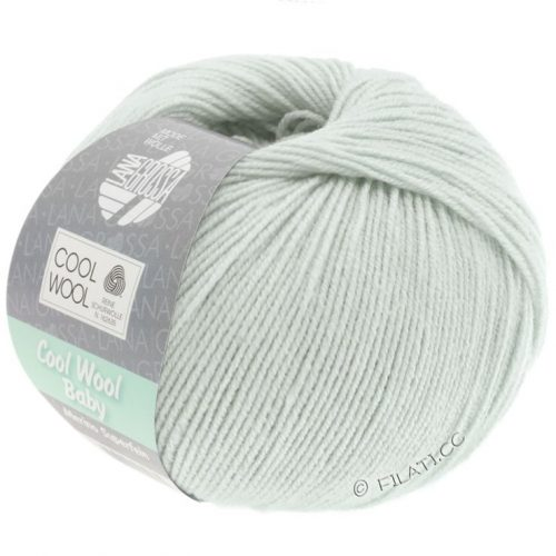 Cool Wool baby 265 mentolová