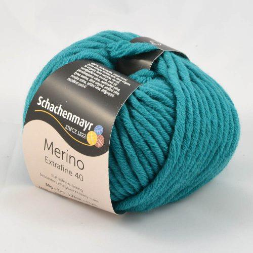 Merino extrafine 40 377 smaragdová