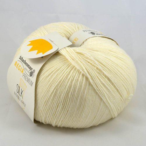 Regia Premium Silk 2 prírodná biela