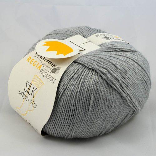 Regia Premium Silk 51 svetlá sivá