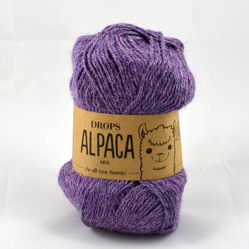 Alpaca 4434 fialová