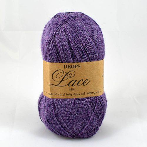 Lace 4434 fialová