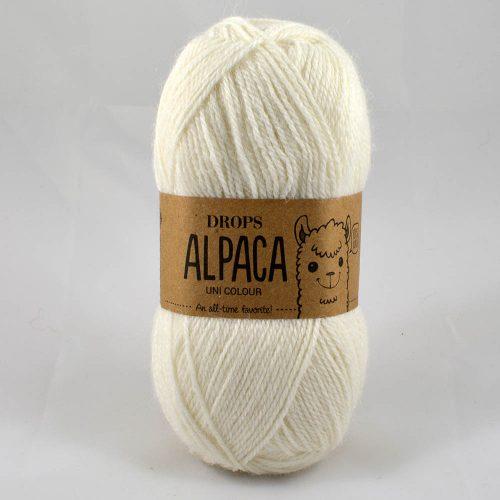 Alpaca 1101 biela