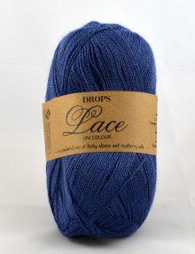 Drops Lace 6790 džínsová modrá