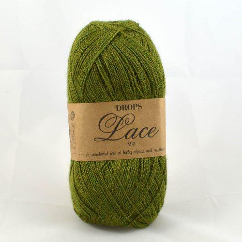Drops Lace 7238 olivová