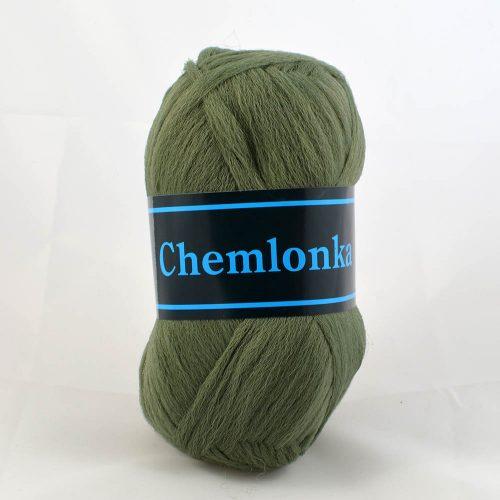 Chemlonka zelenosivá