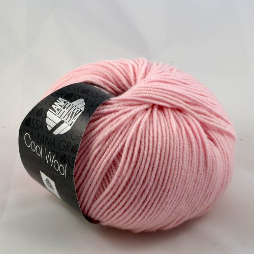 Cool Wool 452 púdrová ružová