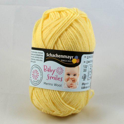 Merino wool 1021 vanilková