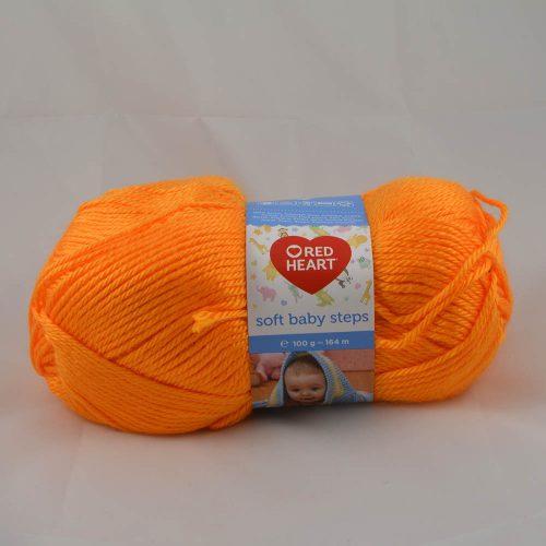 Soft Baby Steps 31 mandarínka