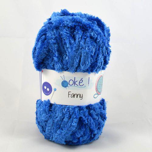 Fanny 8 parížska modrá