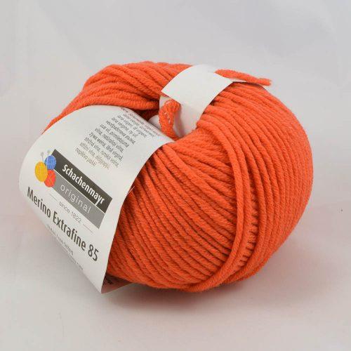 Merino extrafine 85 225 oranžová