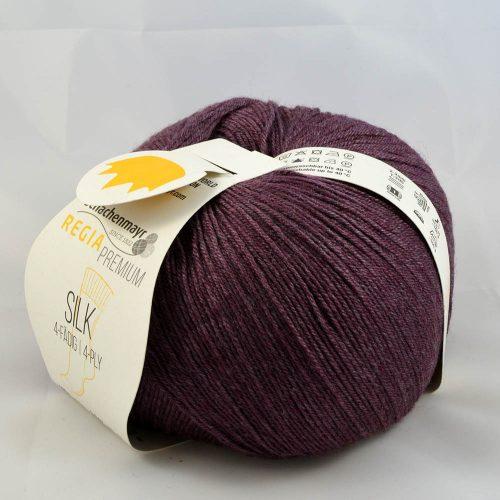 Regia silk 45 purpurová