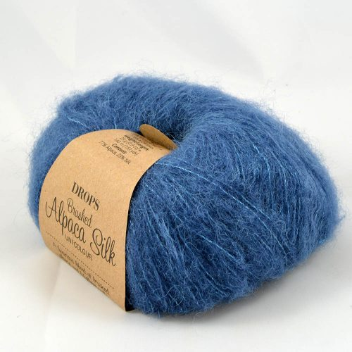 Brushed alpaca silk 25 čakanka