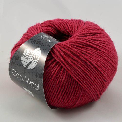 Cool Wool 468 vínová