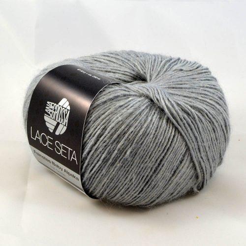 Lace Seta 14 sivá
