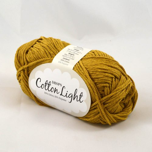 Cotton Light 36 patina