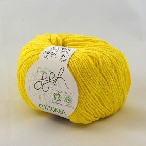 Cottonea 16 žltá