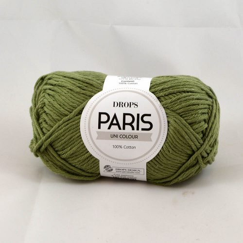 Paris 25 machová zelená