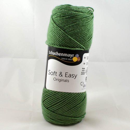 Soft&Easy 71 Machová zelená