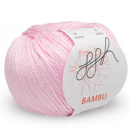 ggh Bambu 8 svetlá ružová