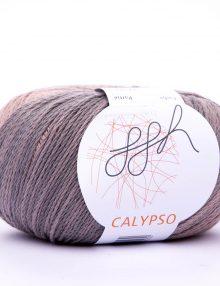 Calypso 2 ružové drevo+sivá