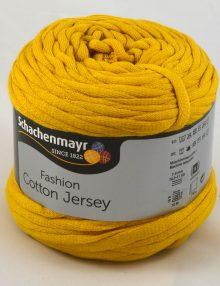 Cotton Jersey 22 horčicová