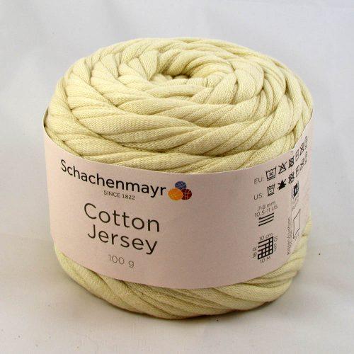 Cotton Jersey 2 prírodná biela