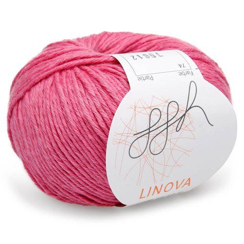 Linova 74 ružová pink