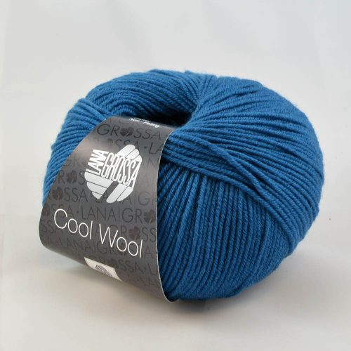 Cool Wool 2049 petrolejová