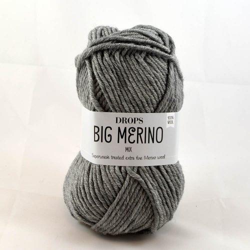 Big Merino 2 stredná sivá