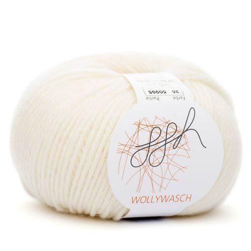 Wollywasch 26 prírodná biela