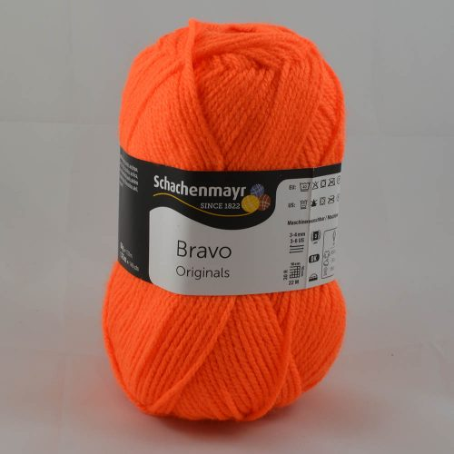 Bravo 8279 neónová oranžová