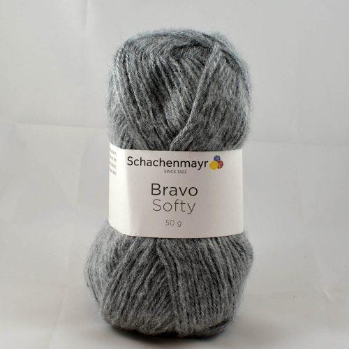 Bravo Softy 8295 svetlá sivá