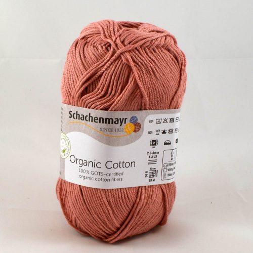Organic Cotton 35 staroružová