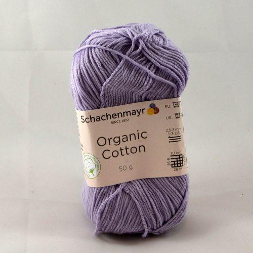 Organic Cotton 47 svetlá fialová