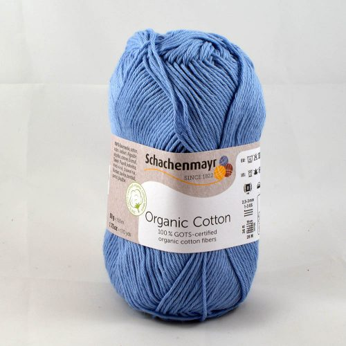 Organic Cotton 53 nezábudka