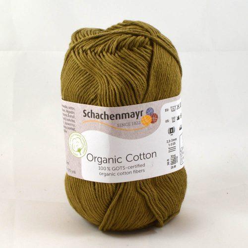 Organic Cotton 71 khaki