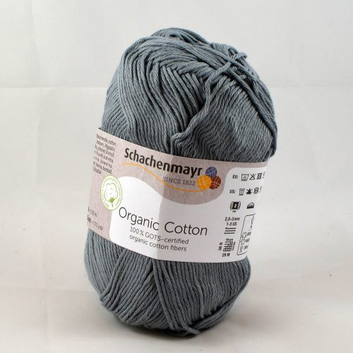 Organic Cotton 92 oceľová