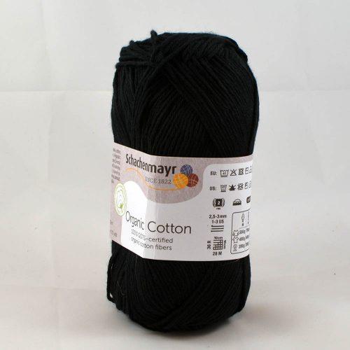 Organic Cotton 99 čierna