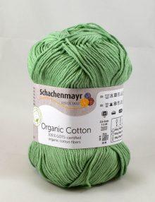 Organic cotton 72 svetlá zelená