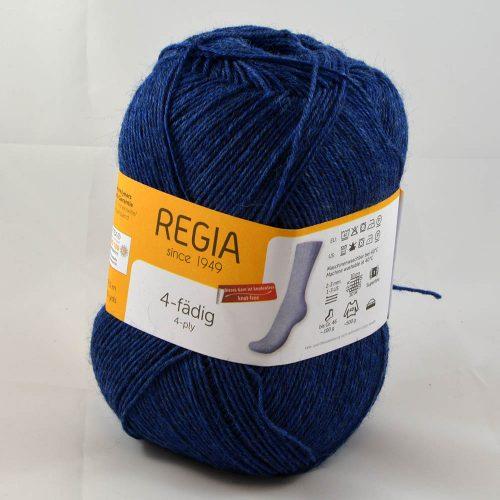 Regia uni 1846 džínsová modrá
