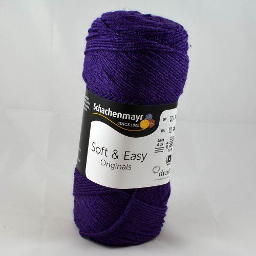 Soft&Easy 49 fialová