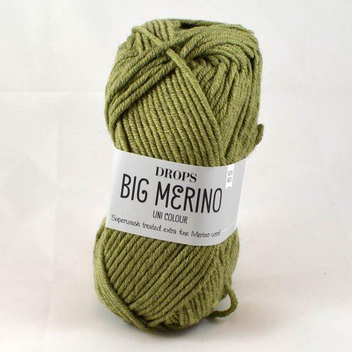 Big Merino 13 olivová