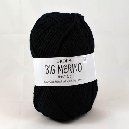 Big Merino 4 čierna