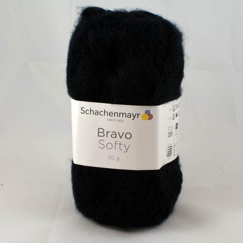 Bravo Softy 8226 čierna
