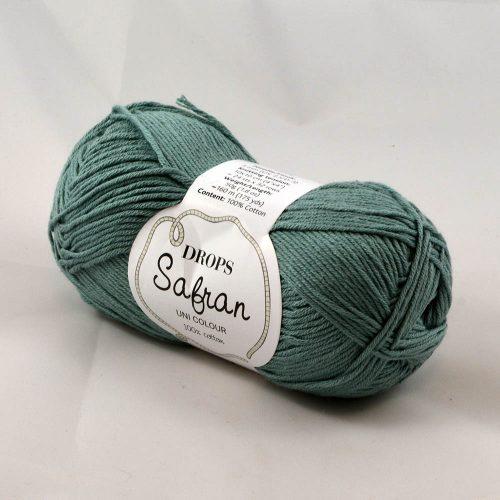Safran 63 modrozelená